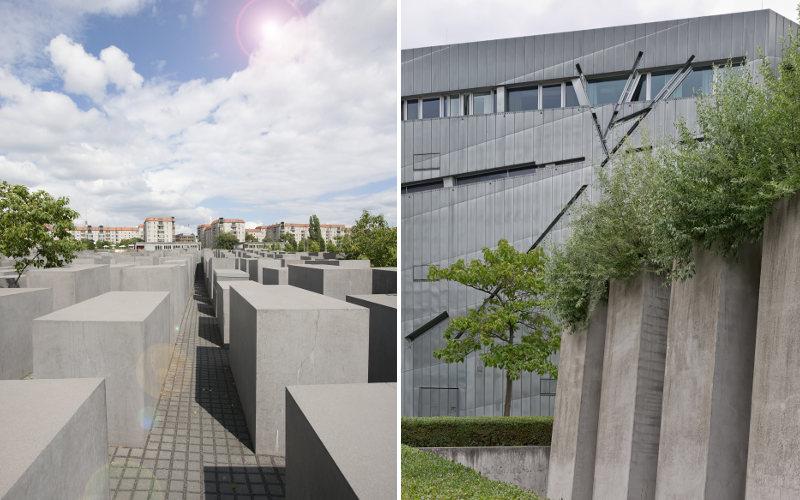 Pamiatky holokaustu Berlín