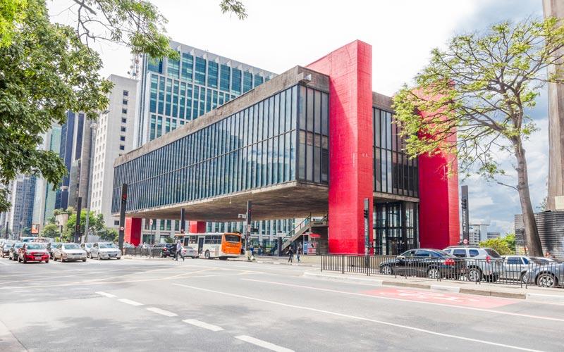 Múzeum umenia v Sao Paule