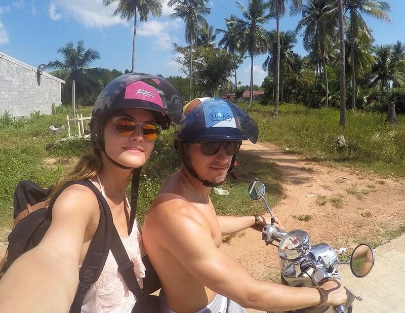 Travelismus motorka
