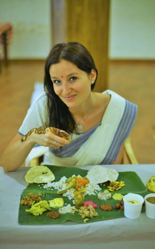 Indické stravovanie