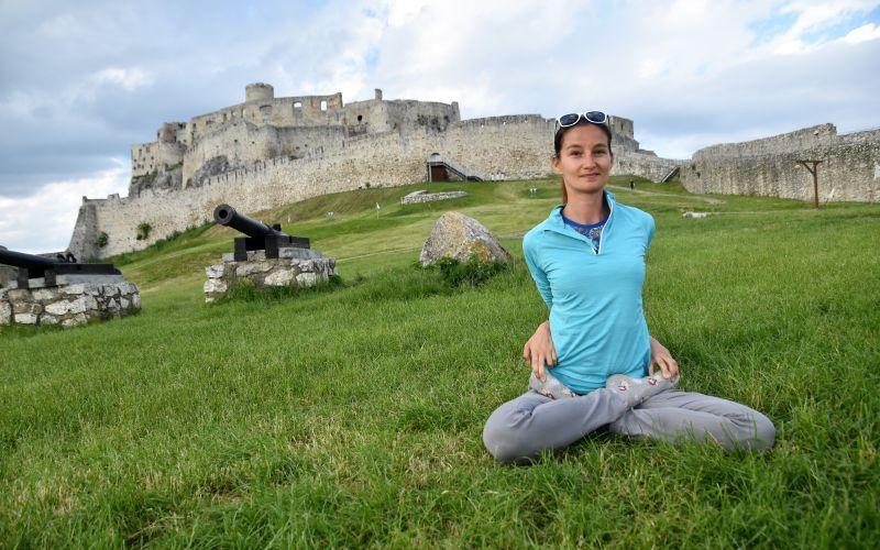 Spišský hrad a slovenská príroda