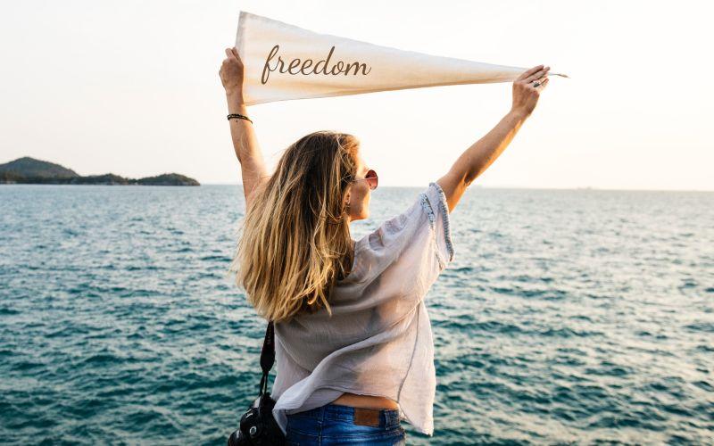 Cestovanie a sloboda