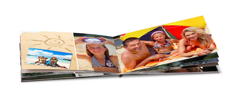 Fotokniha deLuxe dovolenka