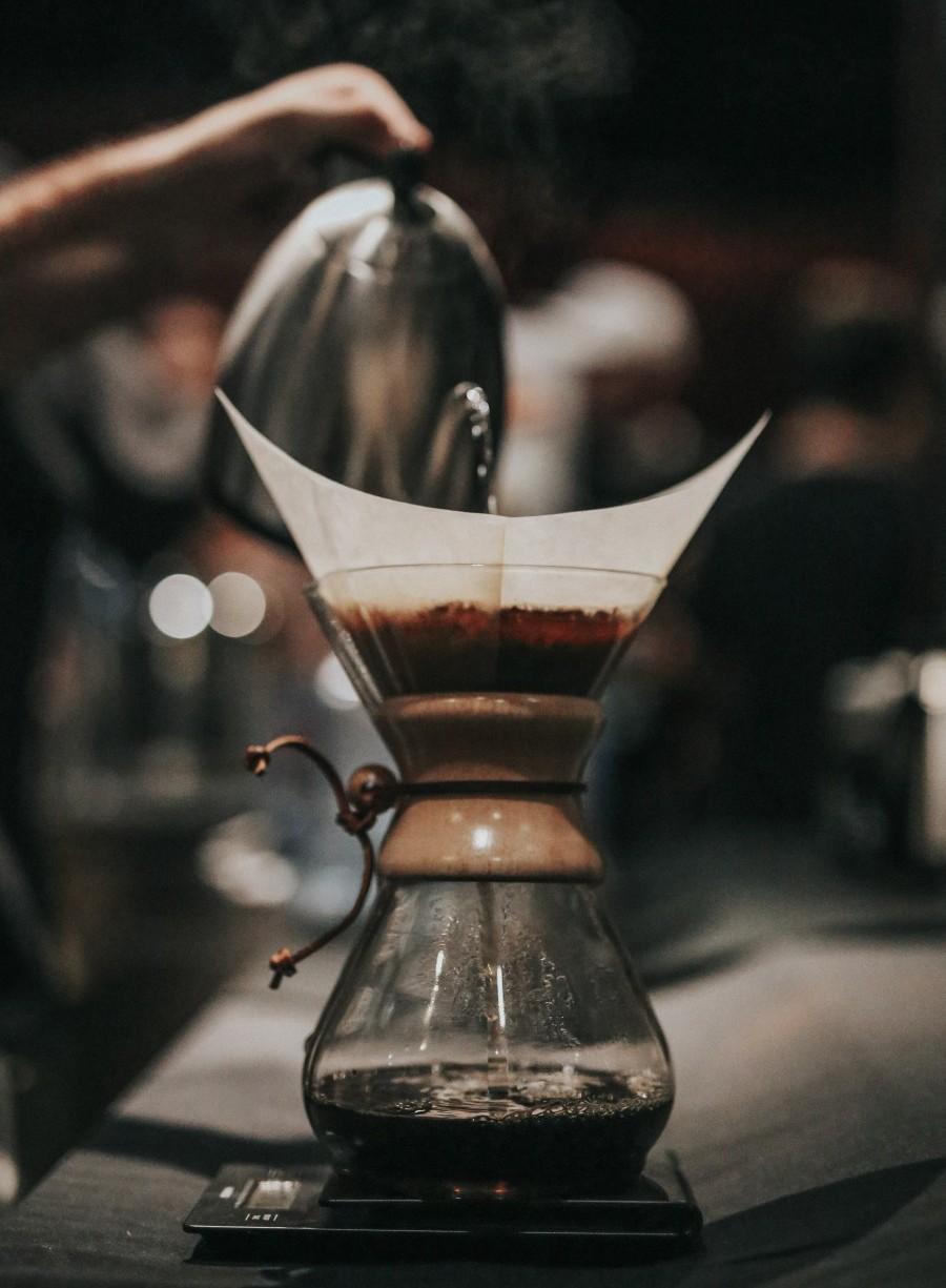 Filtrované káva