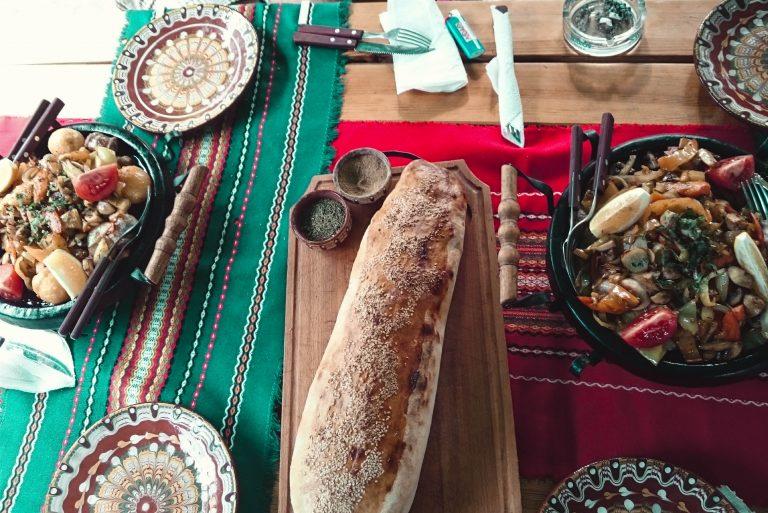 Bulharské jedlo