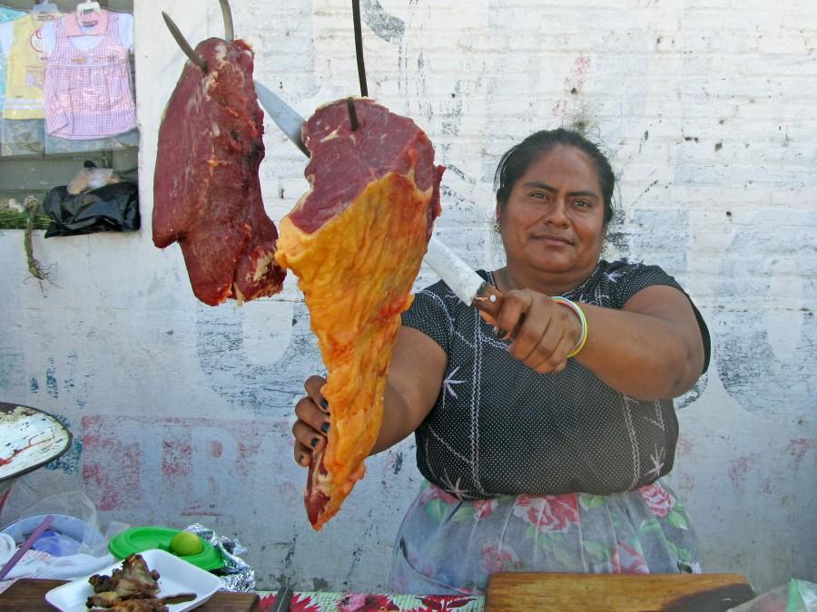 Mexický kmeň Zapotékovia