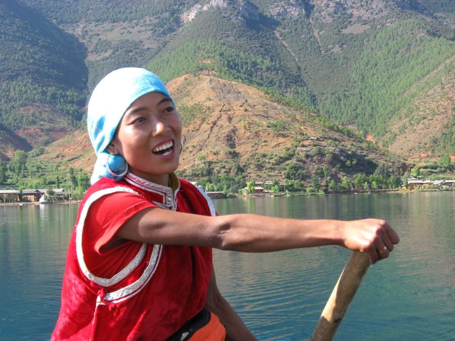 Čínsky kmeň Mosuovia