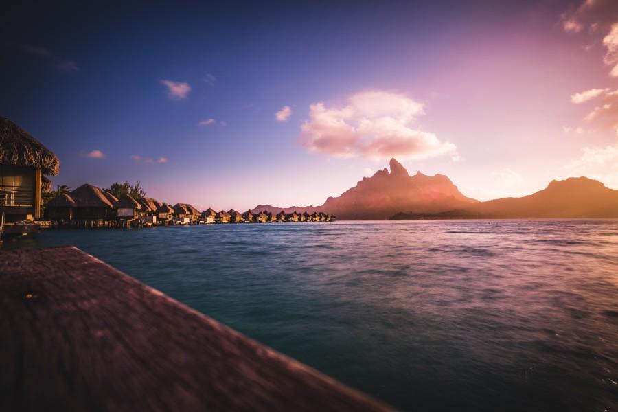 Dovolenka na Bora Bora