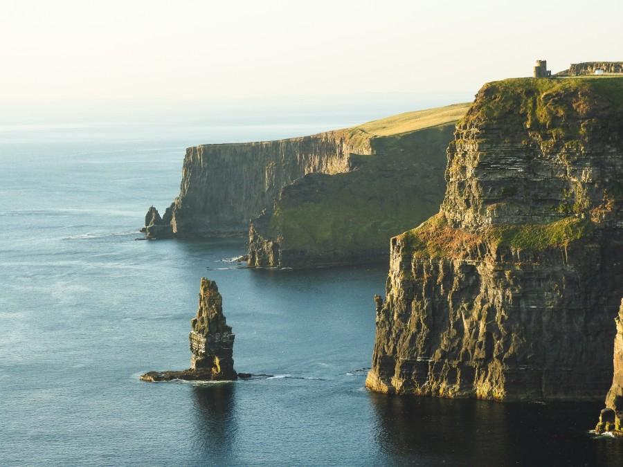 Dovolenka v Írsku
