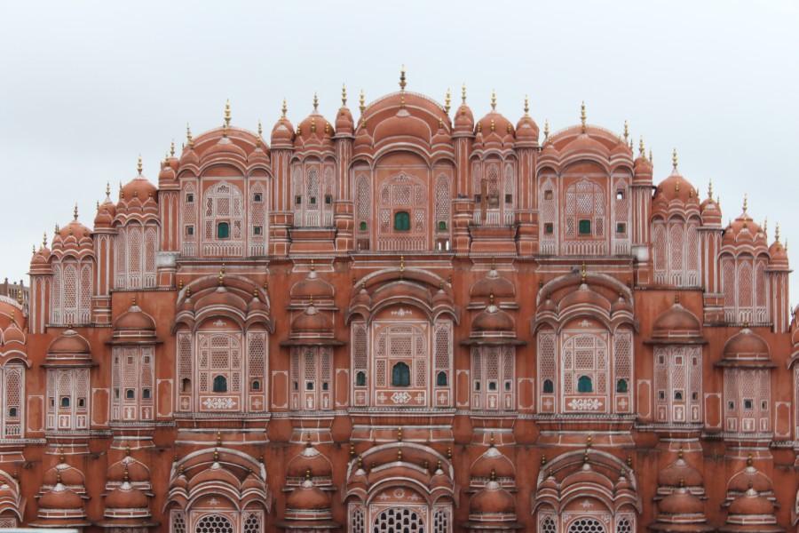 Ružové mesto Jaipur