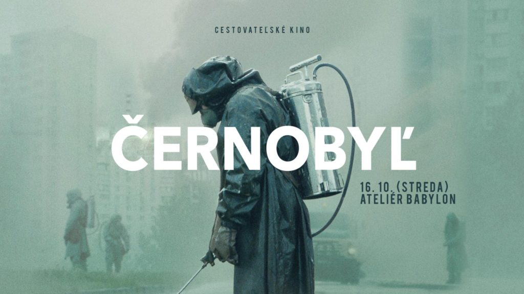 Cestovateľské kino Černobyľ