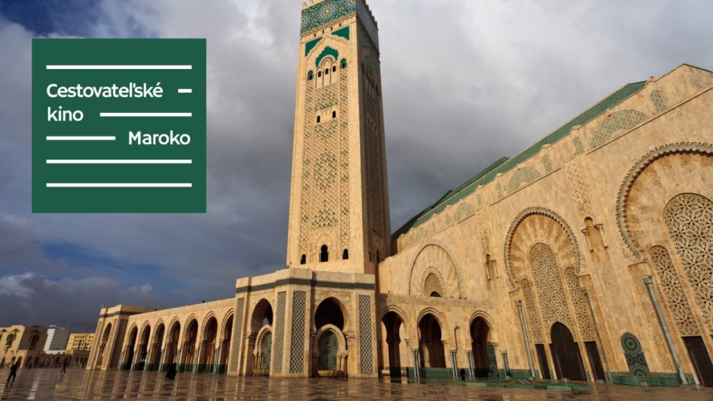 Cestovateľské kino Maroko