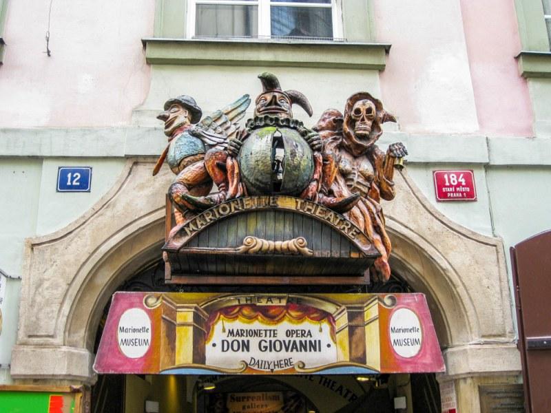 Národné divadlo marionet