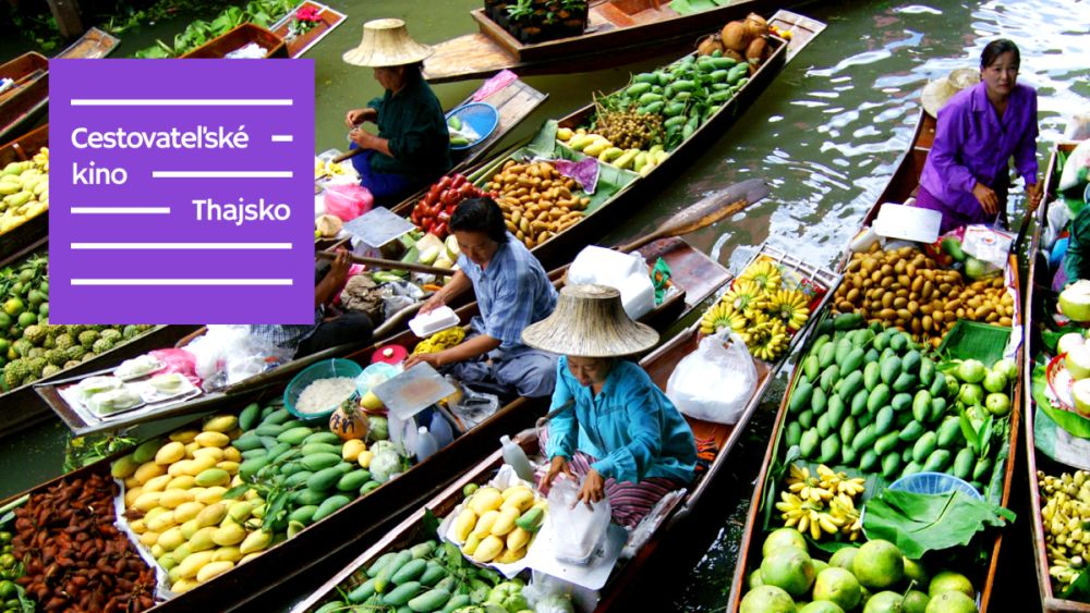 Cestovateľské kino Thajsko