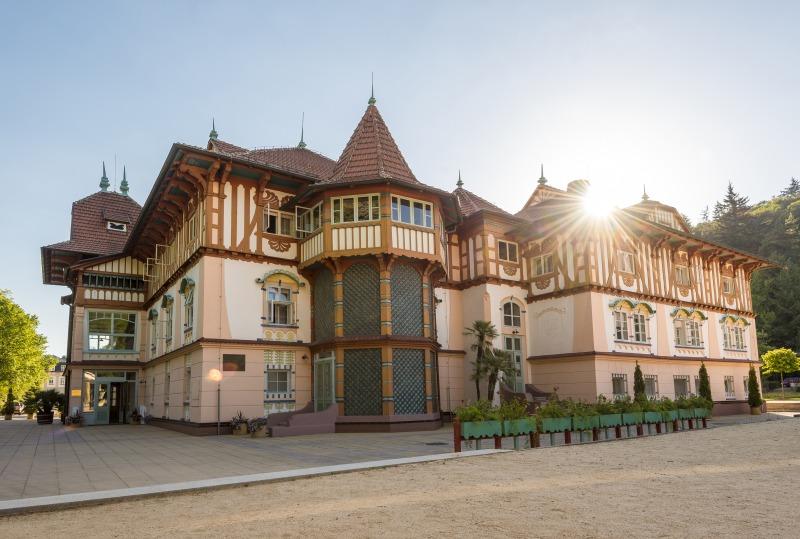 Hotel Jurkovičov dom