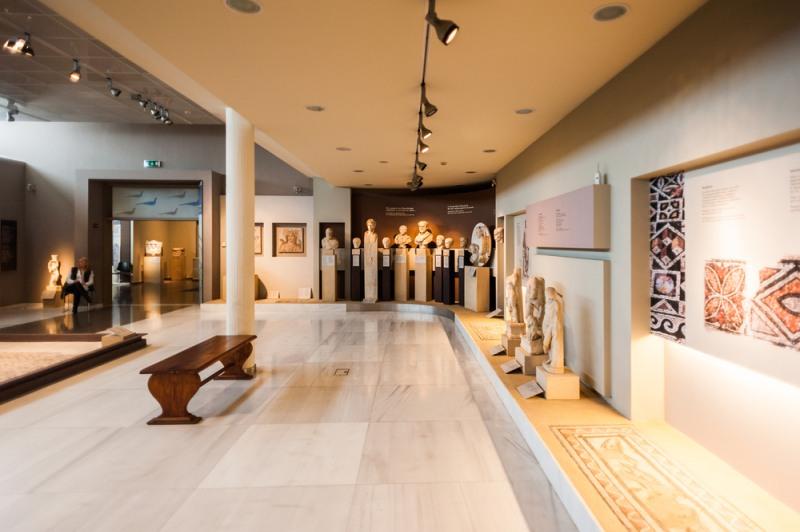 Archeologické múzeum v Solúne