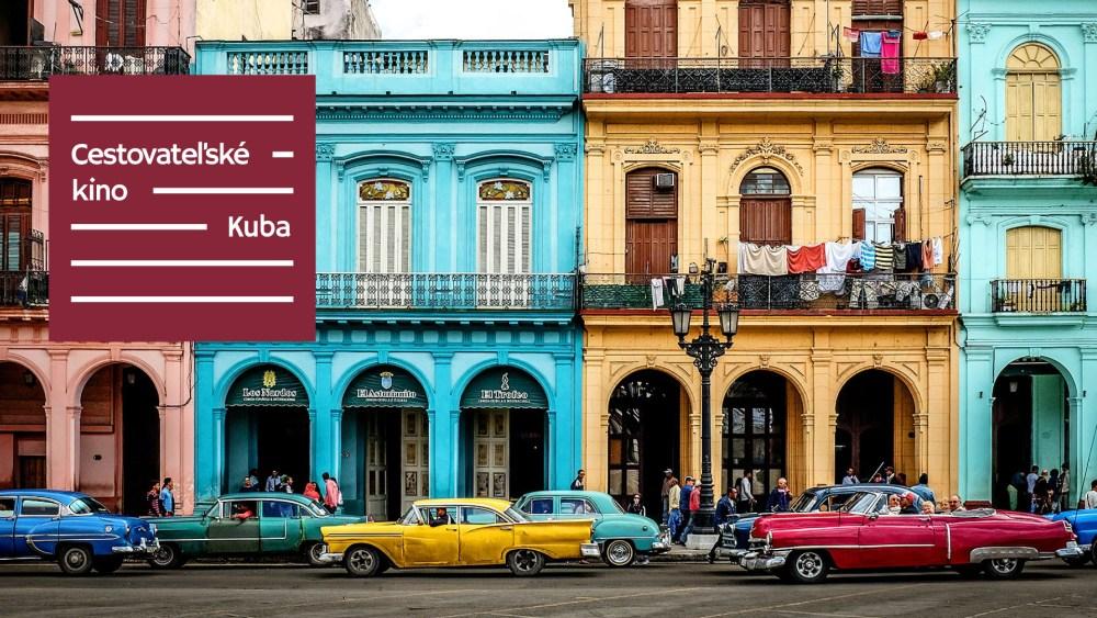 Cestovateľské kino Kuba