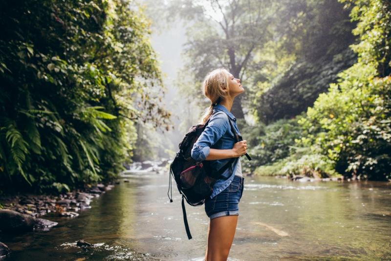 Ekoturizmus a ekologické cestovanie
