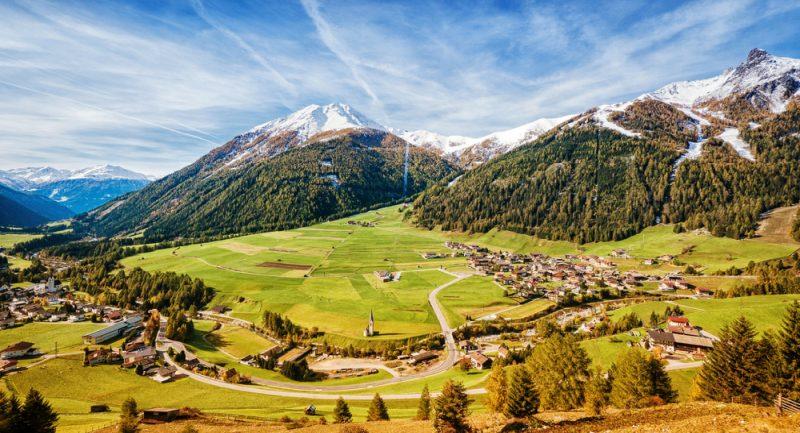 Národný park Hohe Tauern