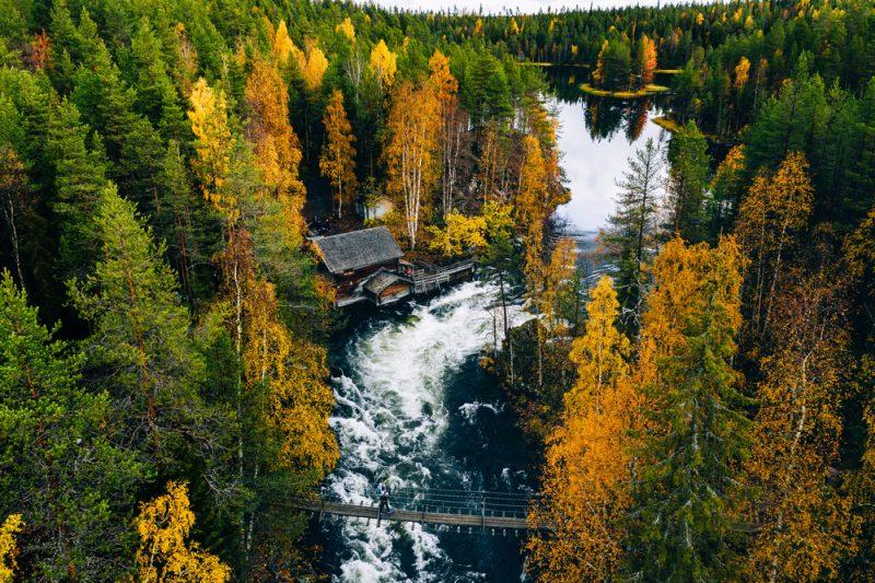 Národný park Oulanka
